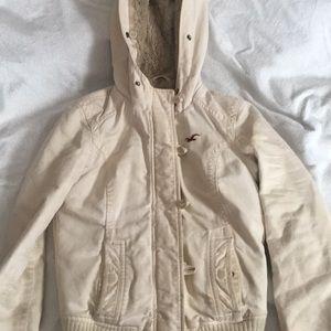 coat!! Super soft! Fur inside